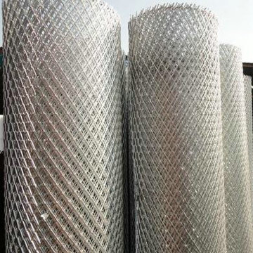 Heavy Expanded Metal  Stainless Steel Mesh