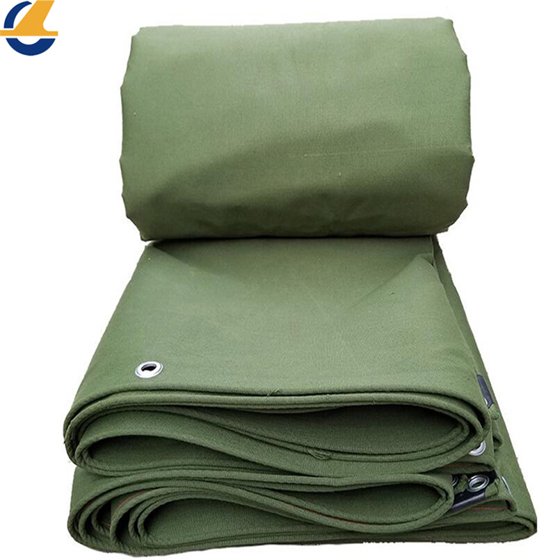 Cotton Canvas Tarps Heavy Duty on Sale