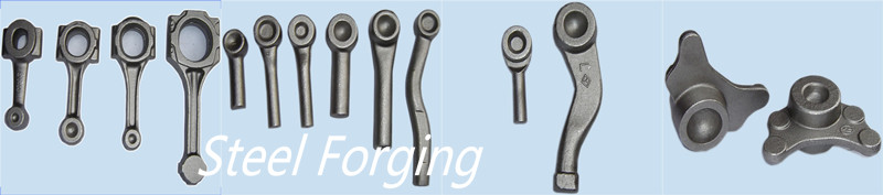 High precision carbon steel forging part