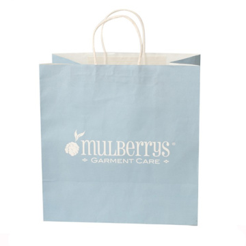 Customized grocery paper bag
