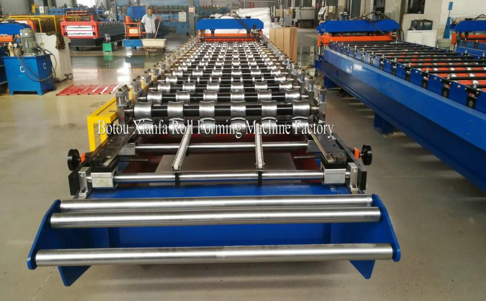 Memorial Arch IBR Panle Roll Forming Machine