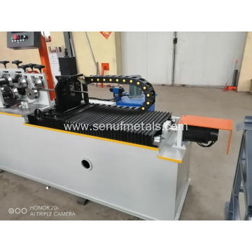 120 M/min CUZ  purlin roll forming machine