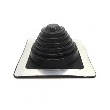 Custom Waterproof Epdm Rubber Pipe Flashing Yongsheng