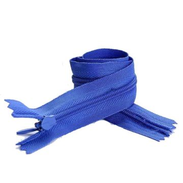 Sale best quality nylon zippers for sweater