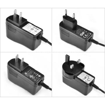 Interchangeable Detachable Power Adapter
