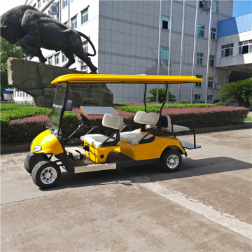 Jinghang 6 seater elertic golf cart for sale