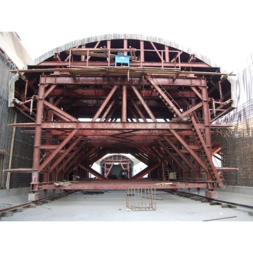 Roof Tunnel Lining Trolley