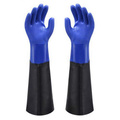 Waterproof PVC Coated Glove with long cuff