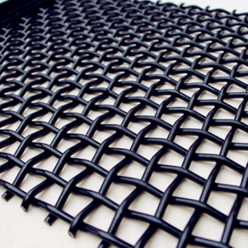 High Quality Galvanized Crimped Wire Mesh For Sale