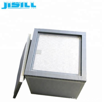 Vacuum Insulation Panel (VIP) for Vaccine Cooler Box