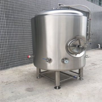 Beer Brewing Factory Brew Water Tank