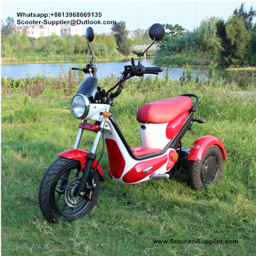 Electric Motor Tricycle Sport Model E-scooter Three wheel