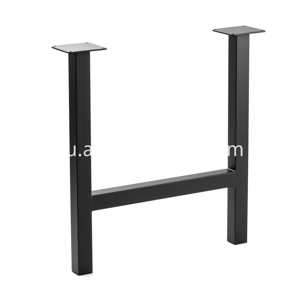 Hot Sale Wrought Furniture Desk Stand 4