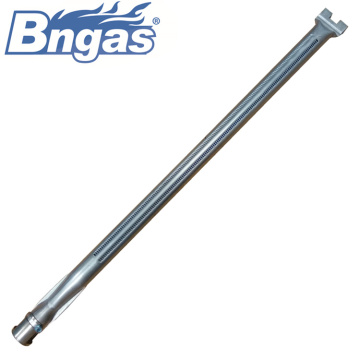 Commercial portable steel gas tube burner