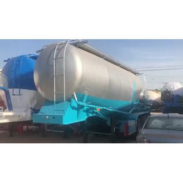 3 Axles 50cbm Powder Tank