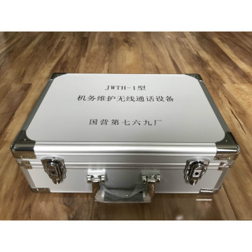 Aluminum Box/Cases with Customized Sponge Insert