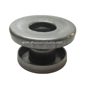 High Quality Belt Conveyor Roller Stamped Bearing Seat