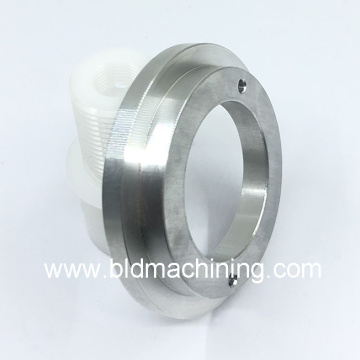 High Speed Turning Machining Aluminum Alloy