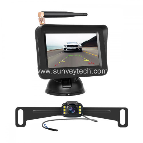 Backup Camera Wireless System