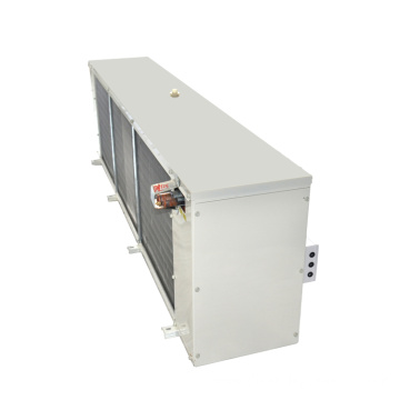 industrial cooling air cooler with electric motor