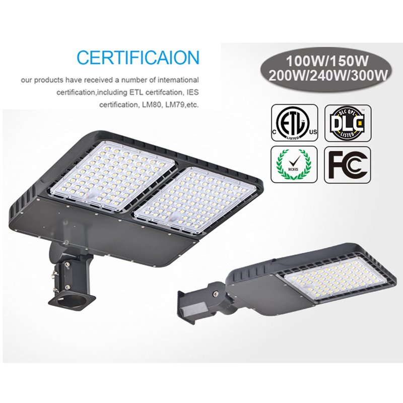 Led Shoebox Light 300W (10)