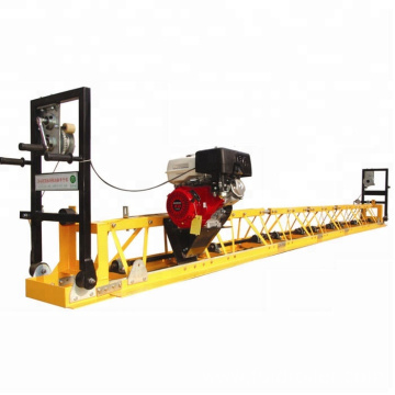 Floor leveling machine concrete vibratory truss laser screed FZP-90