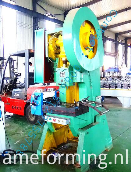 rolling machine keel (41)