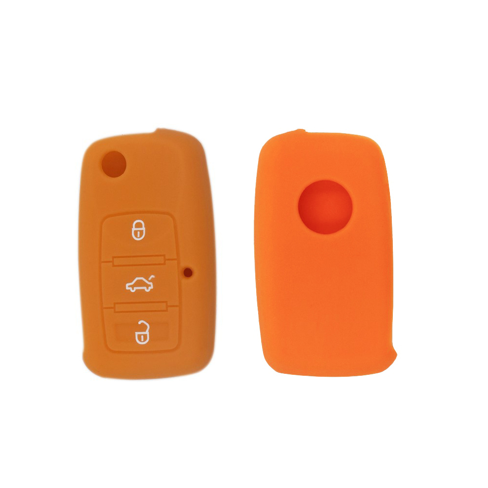 VW Cheap Silicone Key Cover