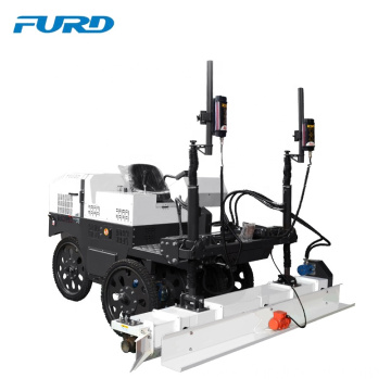 Ride on hydraulic concrete levelling machine laser screed FJZP-200