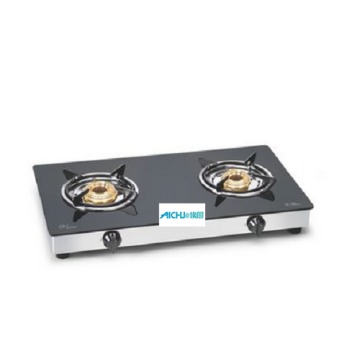 Glen 2 Burners Glass Gas Stove