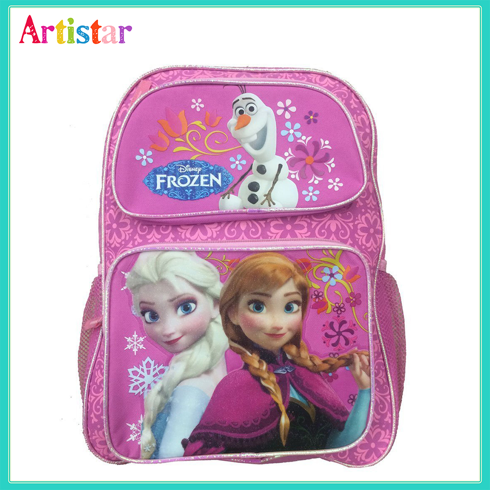 Disney Frozen Backpack 18 2