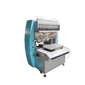 pvc label processing machine dispensing  for pvc