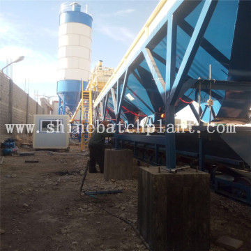 50 Ready Fixed Concrete Batching Plant
