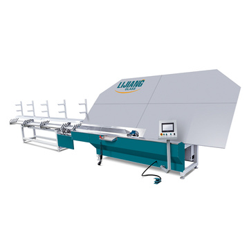 Insulating glass aluminium spacer machine Bender