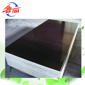 Brown film faced plywood for outdoor usage