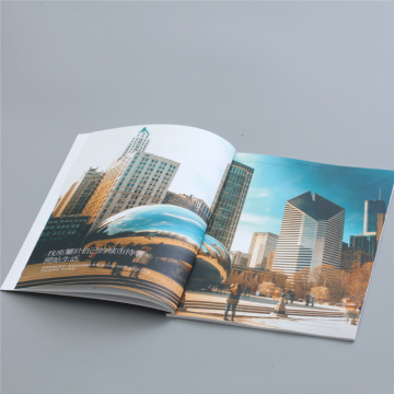 A5 Custom Cheap Color Booklet Printing Catalogue Printing