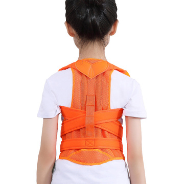 Student sitting posture correction therapy device