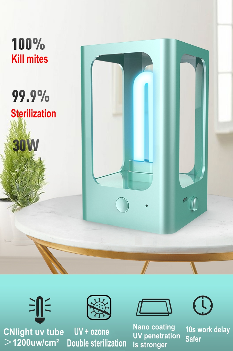 portable uv light disinfection 1