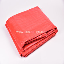 Waterproof PE Tarpaulin sheet with Eyelets Reinforce