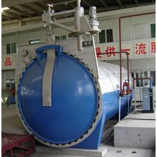 Glass Laminating Autoclave Pressure By Plc Automatic Control