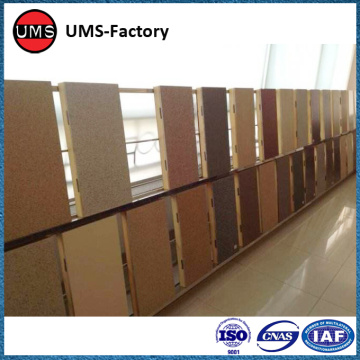Thin internal wall insulation boards
