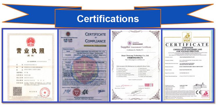 Certifications 4
