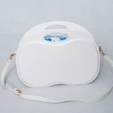 rubber white Obag beach Bags UK
