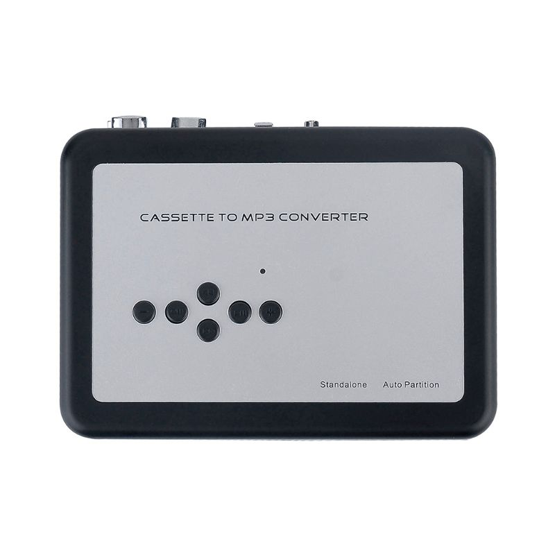 Cassette Tape Player Record Tape to MP3 Digital Converter,USB Cassette Capture,Save to USB Flash Drive Directly