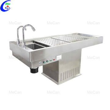 Cheap stainless steel hot morgue autopsy