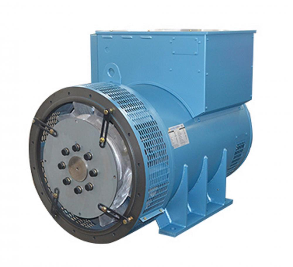 Brushless Single Bearing Generator