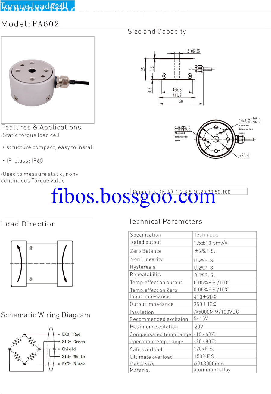 torque load cell
