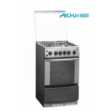 Restaurant Commercial Free Standing Gas Cooker Oven