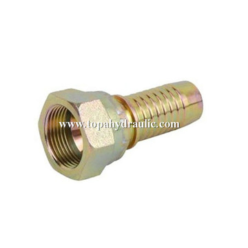 22111 High pressure braided bsp hose fittings
