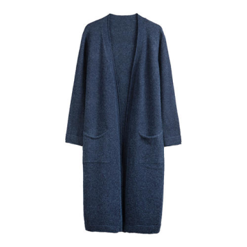 OEM Long Knitted Cardigan Unisex